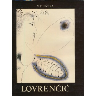 Veselko Tenžera: Ivan Lovrenčić crteži drawings